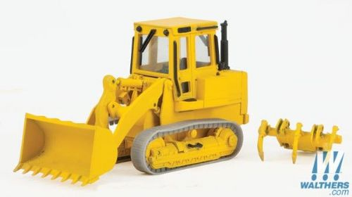Walthers Scenemaster 949-11009 Tracked Loader Kit